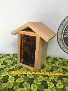 Small Mason Bee House