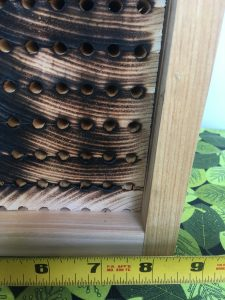 Leafcutter Bee House